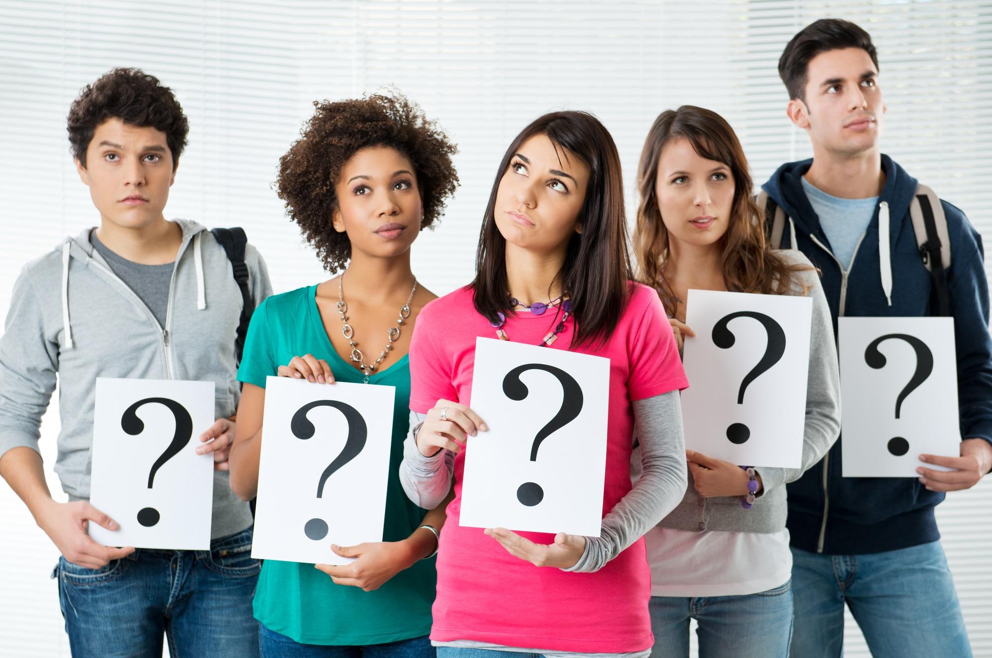 speak teenager