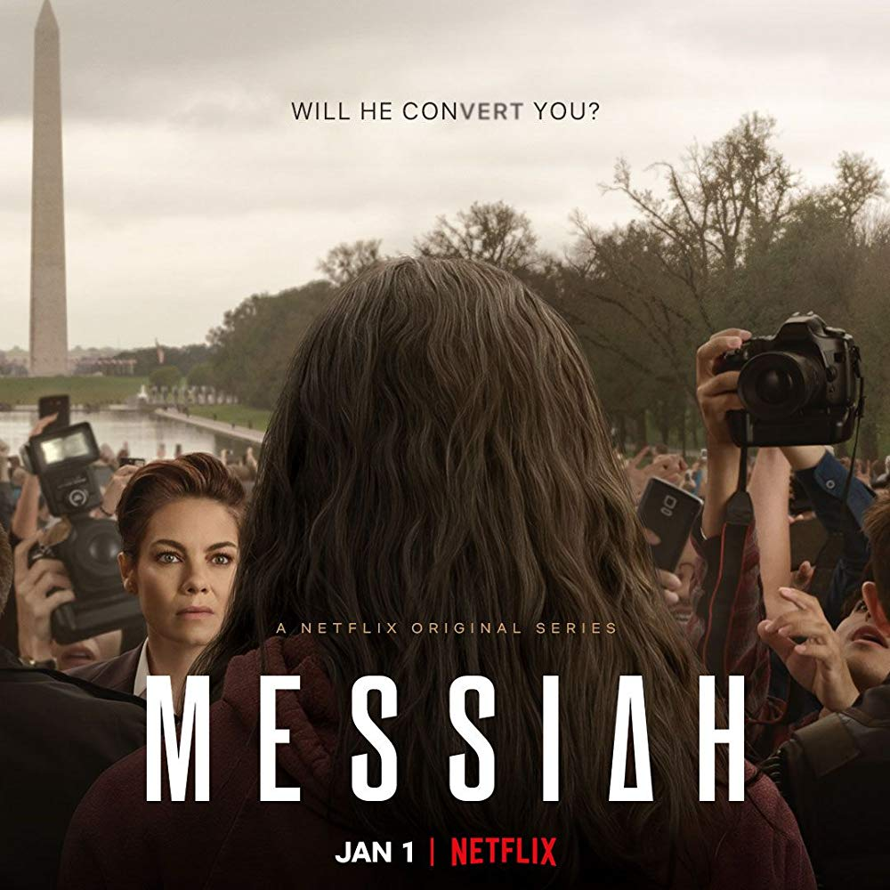 not impressed by Netflix's Messiah