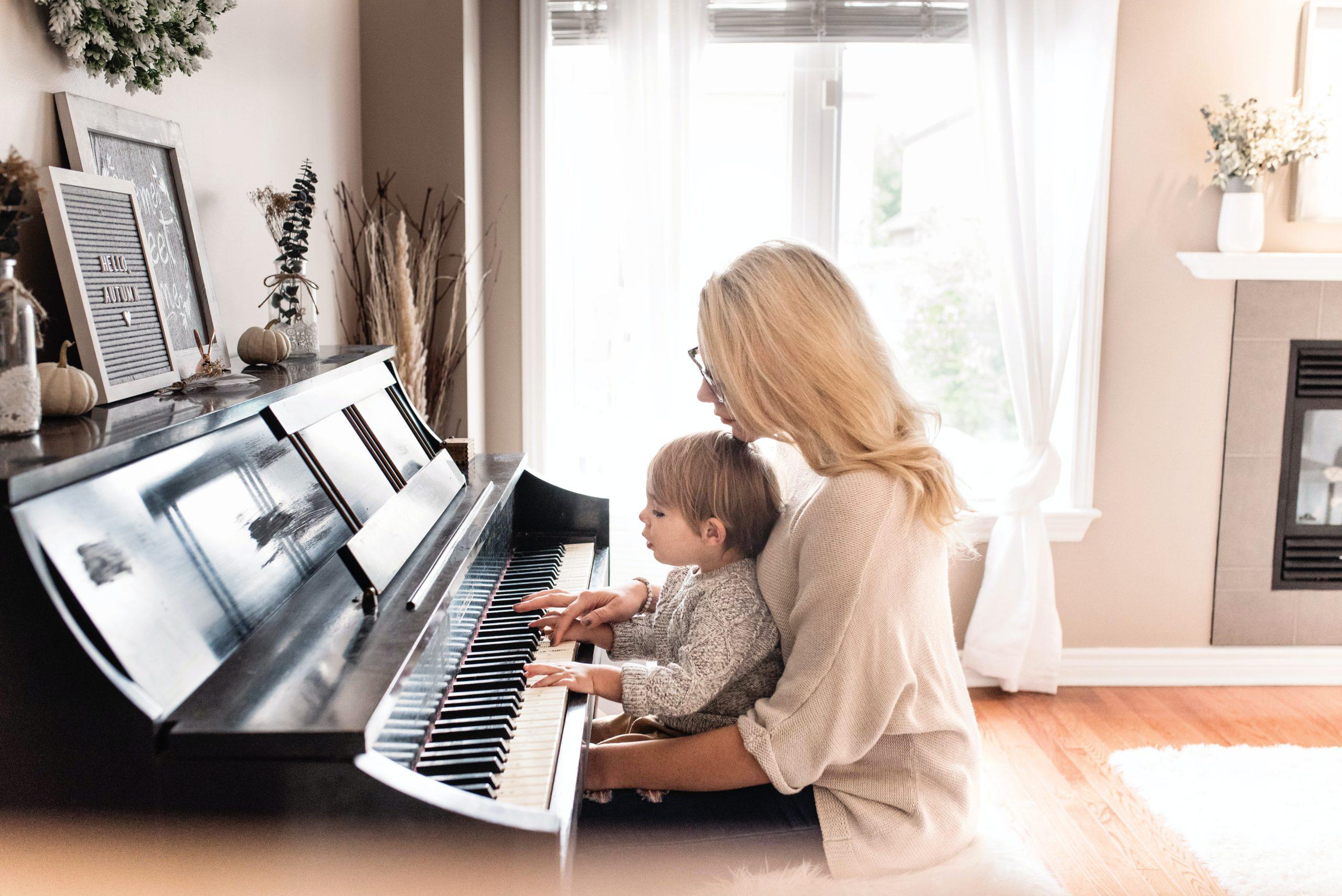 homeschool music ideas hymns harmony