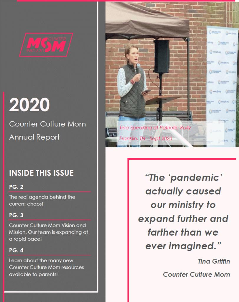 CCM 2020 Annual Report