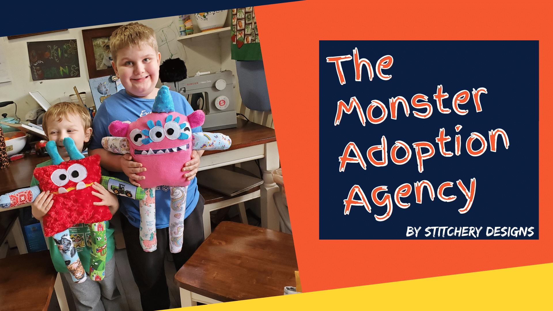 monster adoption