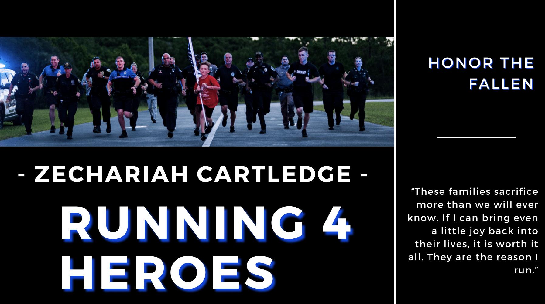 running 4 heroes