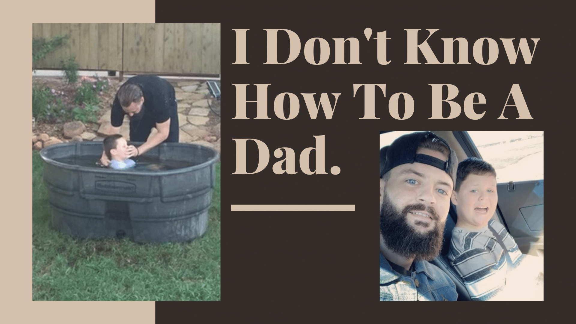 be a dad