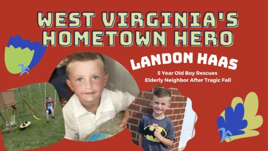 hometown hero landon haas