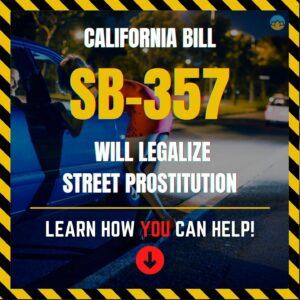 sb 357 street prostitution